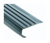 Profil schodowy - miękkie PCV - N 35 D PROSTE - 2,5 MM