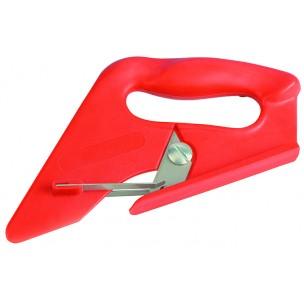 Nóż pchany do wykładzin elastycznych i dywanowych