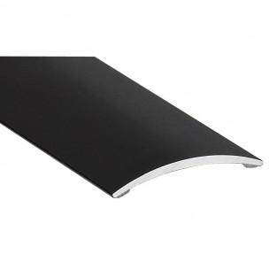 Listwa maskująca samoprzylepna z aluminium czarnego (30 mm x 1,7 mm x 2,70 m)