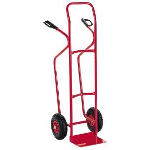 Wysoki wózek transportowy