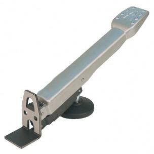 Urządzenie do podnoszenia ciężkich drzwi