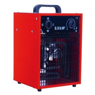 """Dmuchawa elektryczna ciepłego powietrza """"RED PLANET"""""""