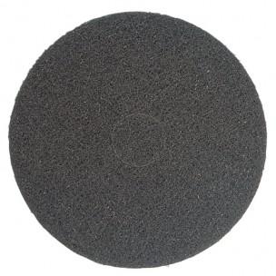 Pad do konserwacji czarny, ø 430 mm