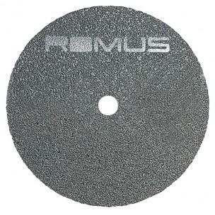Papier ścierny dwustronny ø 420 mm, ziarnistość 80