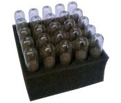 100 ampułek z karbidem