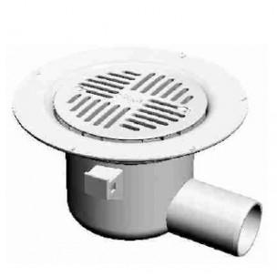 Mini Oden 50, odpływ boczny Ø50 mm