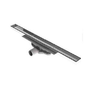 Purus Line 1000 - Tile z odejściem niskoprofilowym Ø50 mm