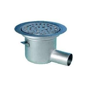 Sigyn 50 R, odpływ boczny Ø50 mm
