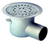 Sigyn 75 R, odpływ boczny Ø75 mm
