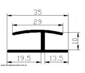 Listwa progowa (29x10) 2.5mb x 20szt
