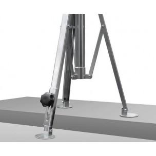 Statyw teleskopowy (Romlux, 1,55 - 2,50 m)